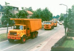 1984 Déménagement du siège social à Nuenen