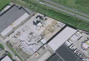 2010 Nouvelle centrale à béton à Tilbourg