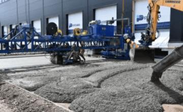 kunststofvezel beton