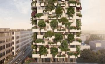 trudo toren ; vertical forest