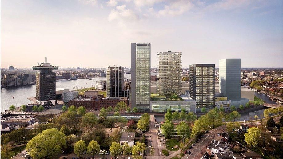 Y-Towers Amsterdam