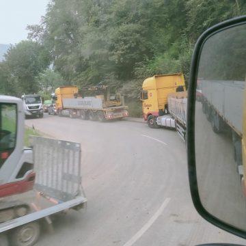 Legioblocken vervoeren naar Duitsland