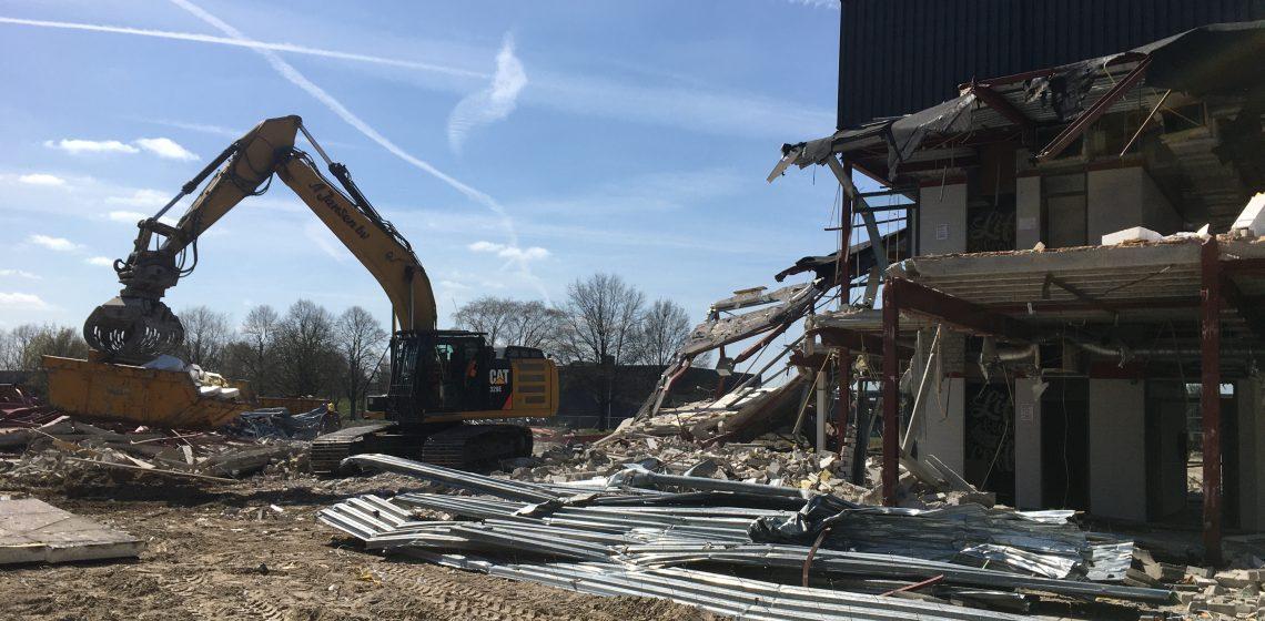 Bouwrijp maken van Fri-Jado terrein in Etten-Leur
